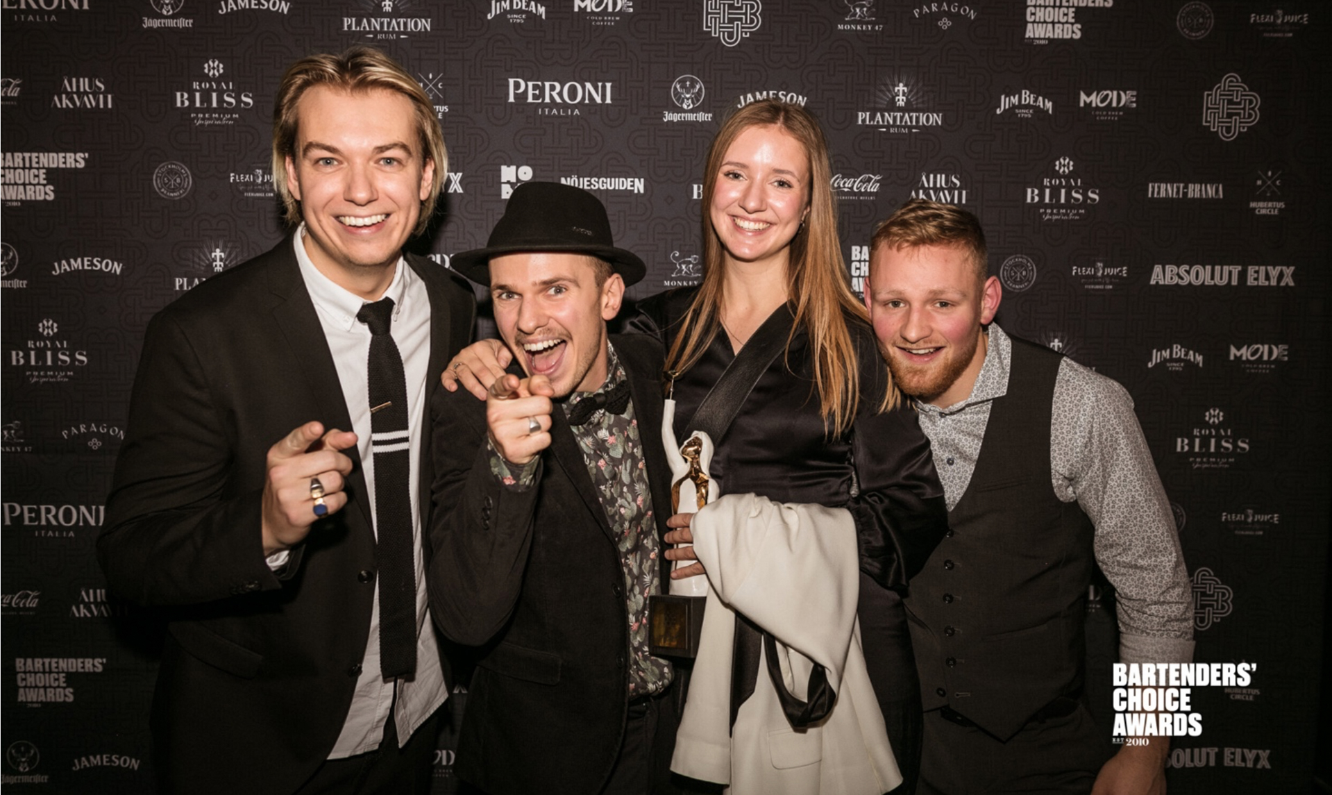 Sejr til Aarhus: Gedulgt vinder fornem pris for andet år i træk i Stockholm