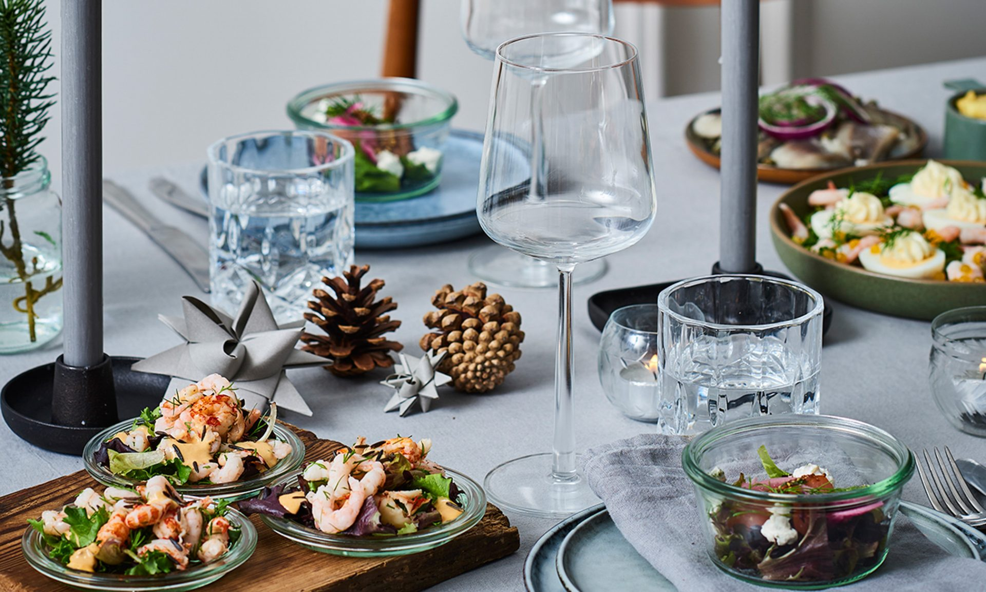 Tid til at være sammen: Lad Smageriet levere maden hjem til dig til efterårets gæster
