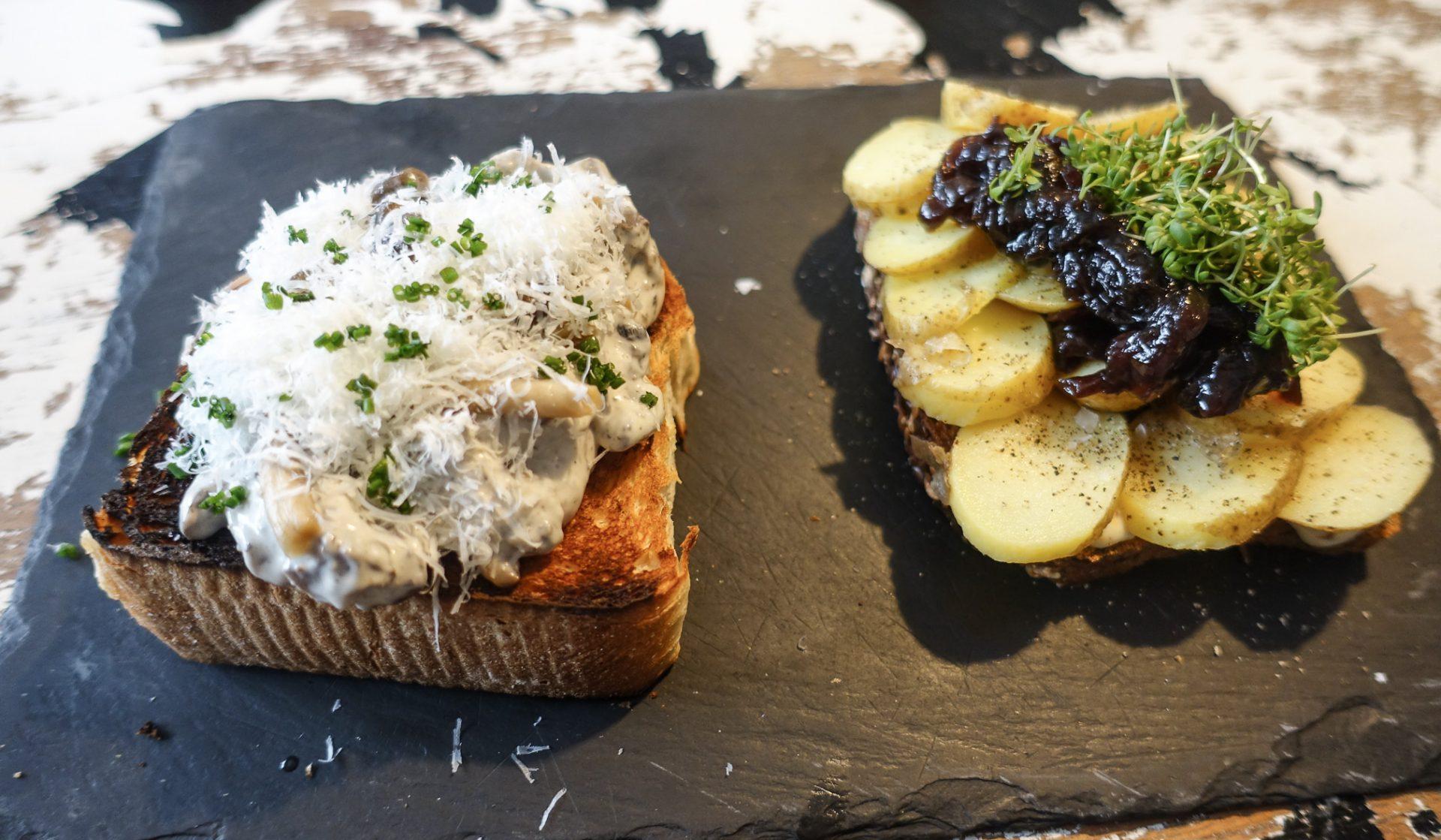 Smørrebrød på Vesterlauget: Det kan de godt være bekendt