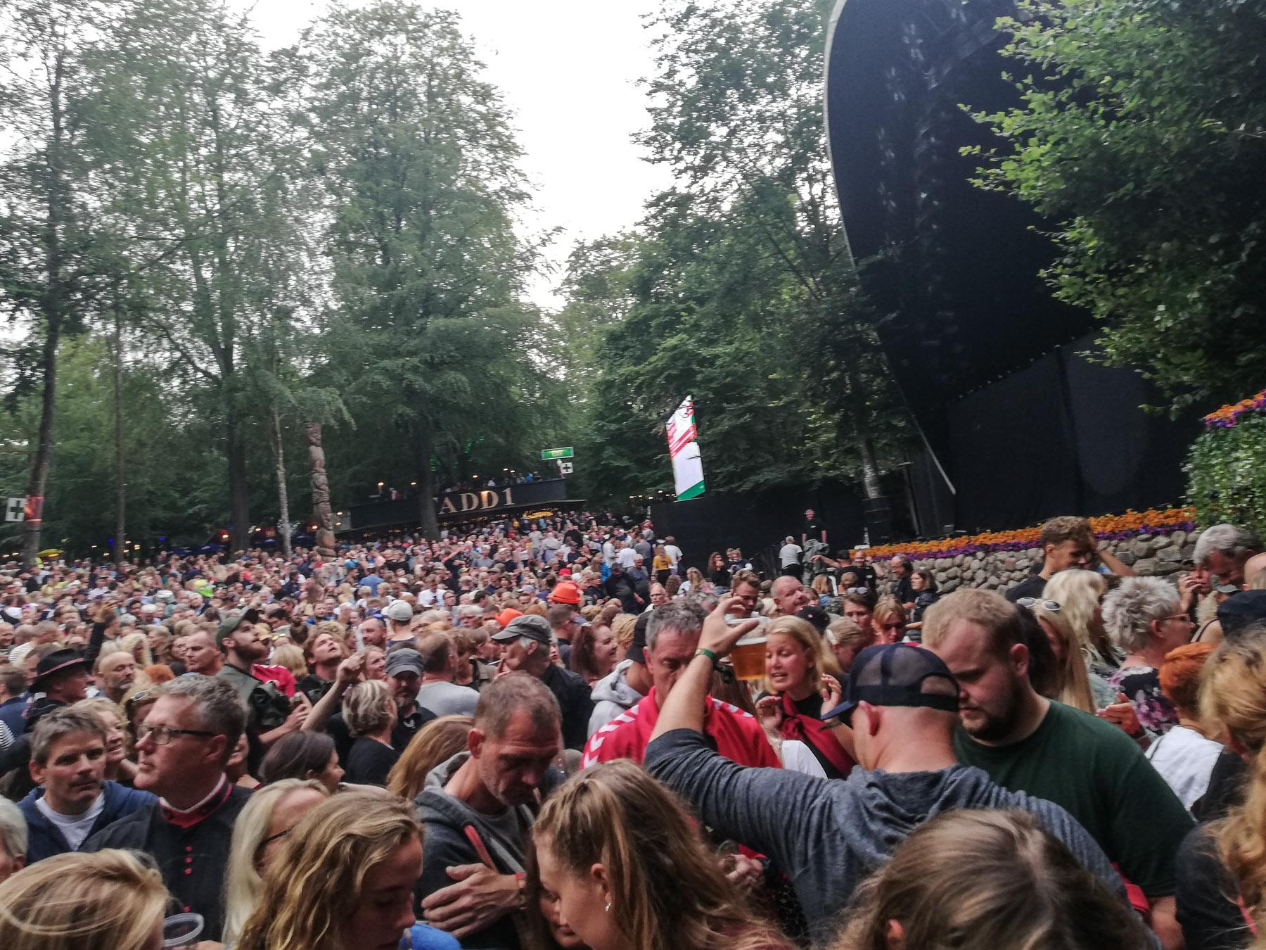 40 år på Skanderborg: Selvfejring med nostalgitrip i dansk musikhistorie