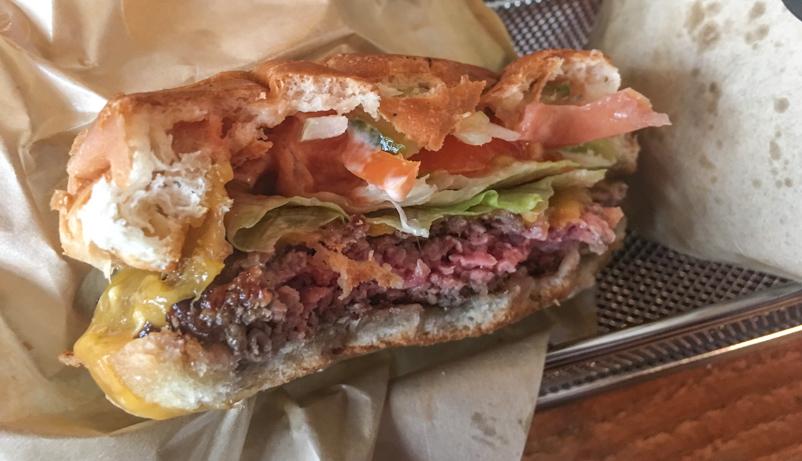 Smuk bøf The Burger Shack