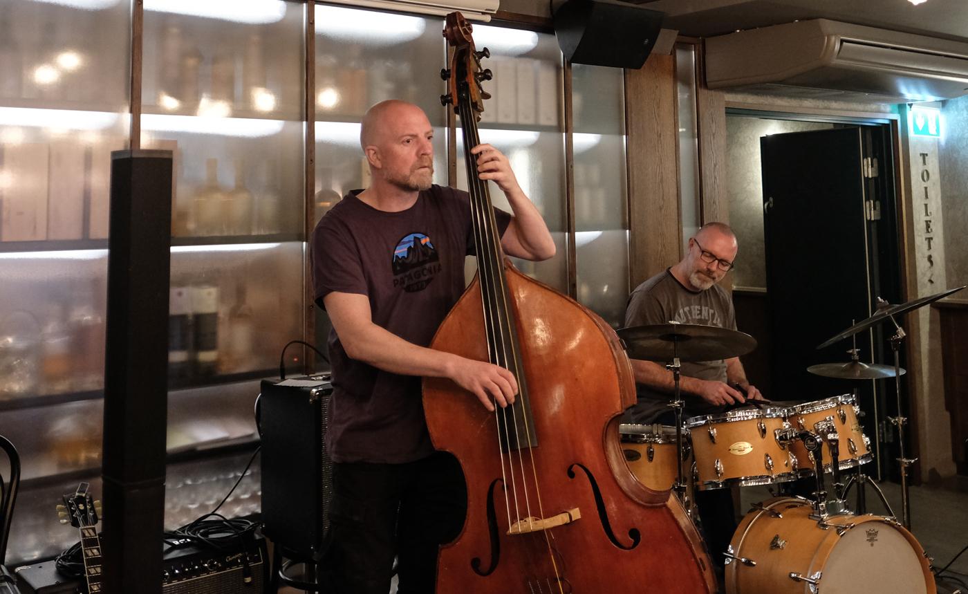 Gratis livemusik: Søndagsjazzen er genopstået på The Merchant Room