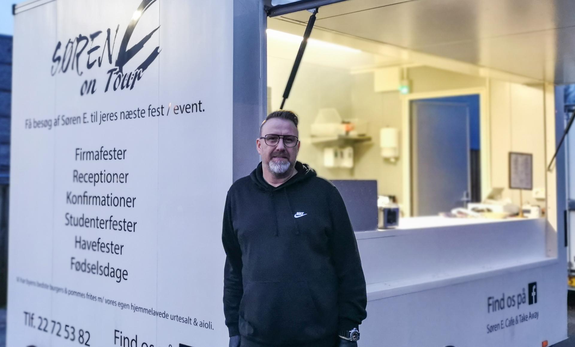 En nyhed af de gode: Søren E takeaway i Viby er flyttet - og på toppen igen
