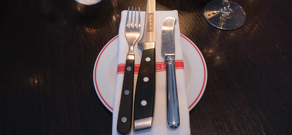 Solidt værktøj på MASH i Aarhus