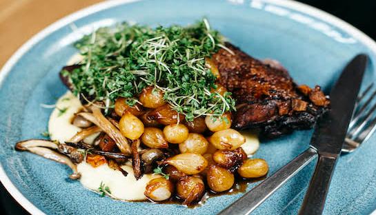 Frisk luft, god mad og søde sager: Det skal du lave i weekenden i Aarhus