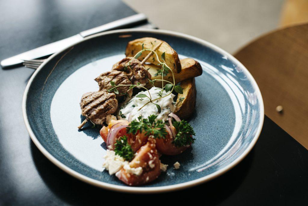Blandt de gode restauranter i Aarhus: Laver aftenretter som Takeaway til 75 kr.