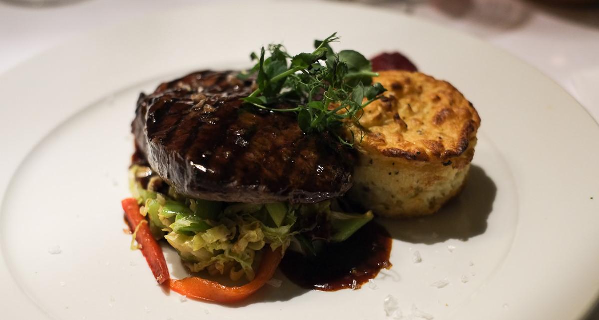 Steak til 170 kroner på Ministeriet på Klostertorv