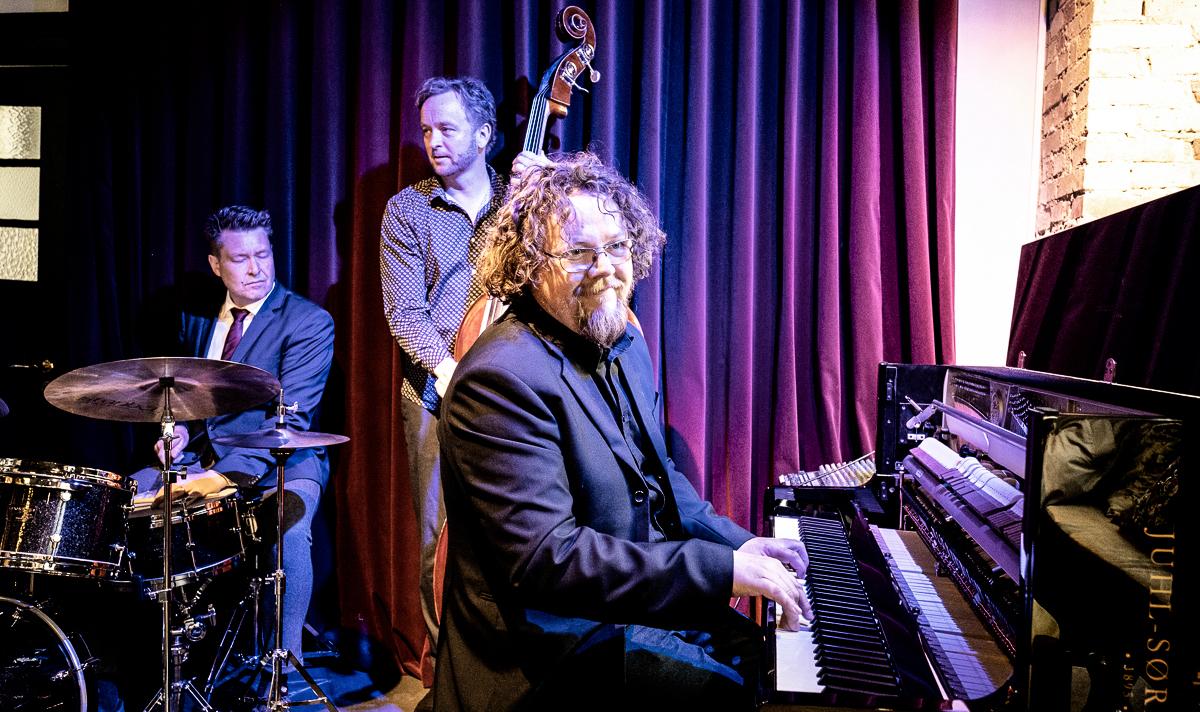 Livemusik: Jazz legenden Scott Hamilton besøger Cafe Støj