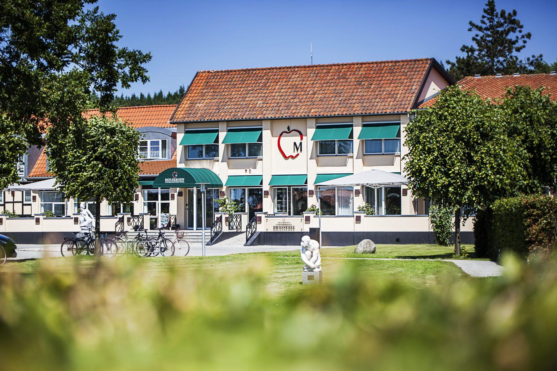 Dining festival på Molskroen Strandhotel: Skøn menu til god pris