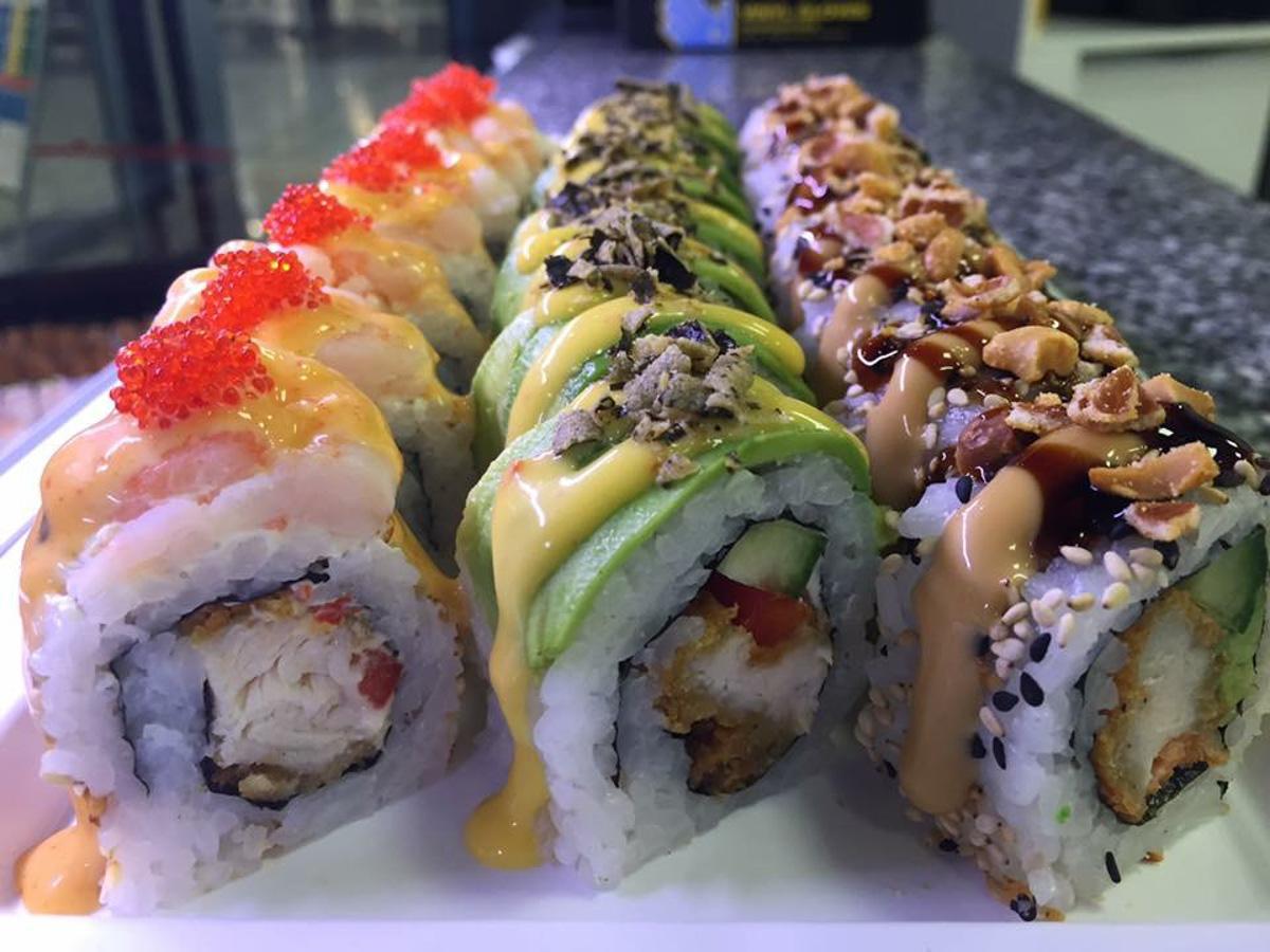 Sushibar og takeaway i Risskov: Åbner med gratis sushi til de 200 første kunder
