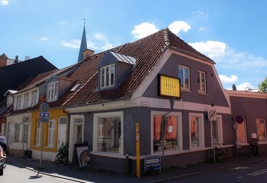 Takeaway, caféer - VACA i Graven i Aarhus