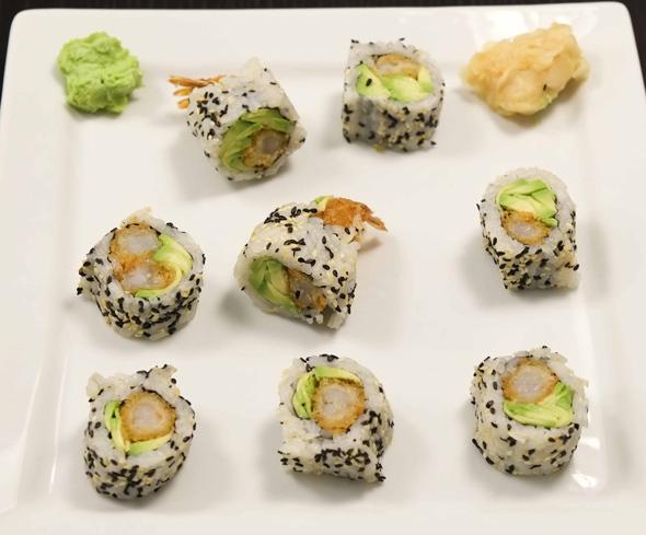 Tempura Crispy Roll fra Karma Sushi