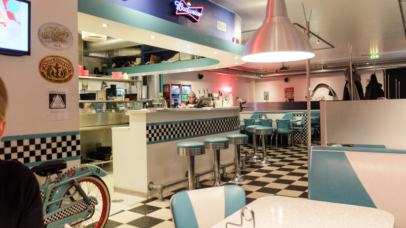The Diner i Viby
