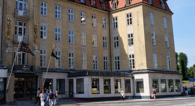 The Mayor Hotel i Aarhus_