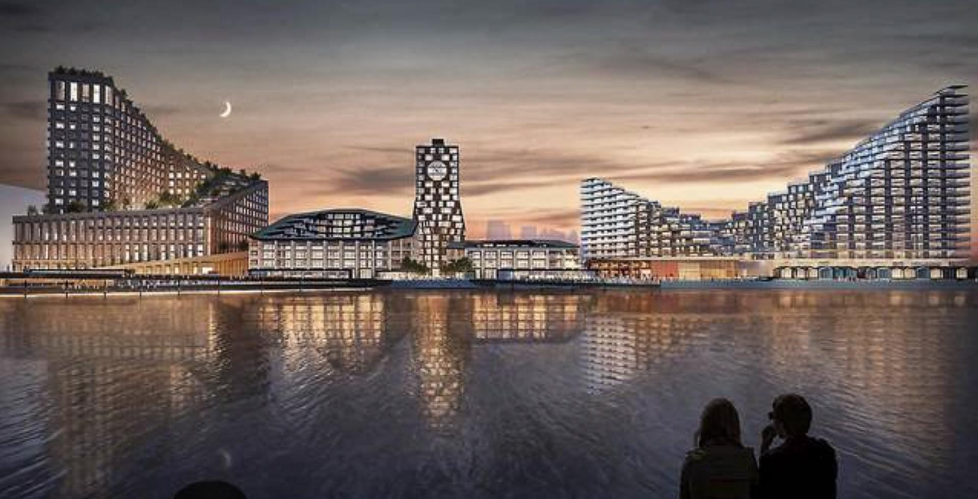 """Kæmpe kongreshotel på vej med rekordstor bebyggelsesprocent: """"Det er meget voldsomt"""""""