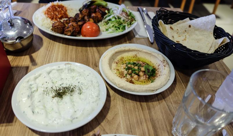Tilbehør hos Saray Kebab i Hasle