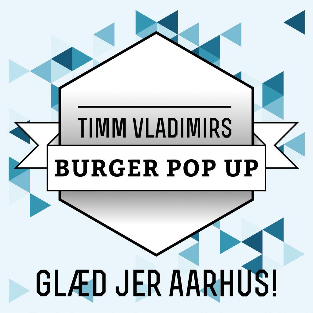 Timm Vladimirs Køkken: Burgere med tilhørende cocktails og hjemmebrygget øl