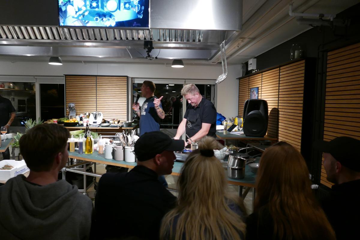 Late Night Cook Of, Timm Vladimirs Køkken