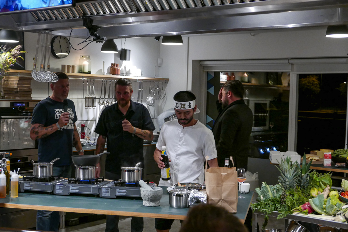 Late Night Cook Off: Den gamle Koch vandt over Nicolas Min Jørgensen