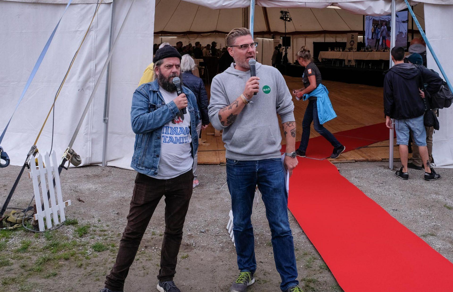 Food Festival i Aarhus: Kom med ind i Timm Vladimirs Køkken