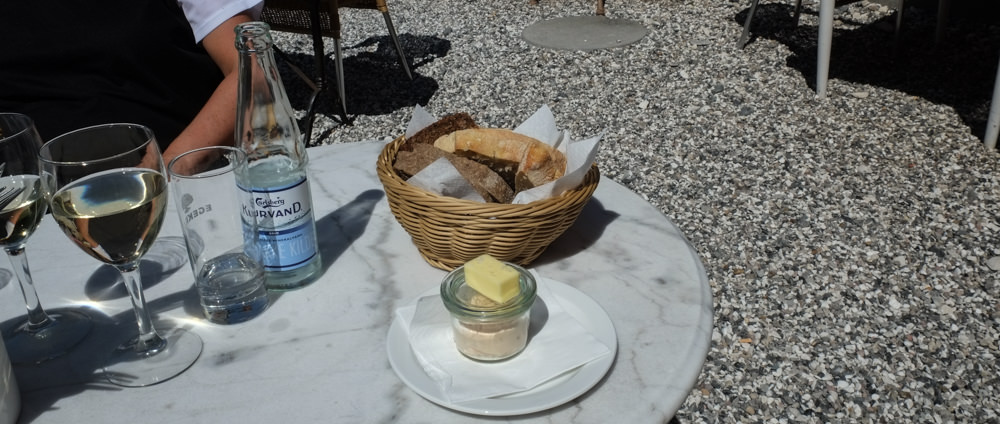 To gange brød - Møllegården på Alrø