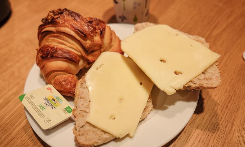 Tørt brød på Dokk1
