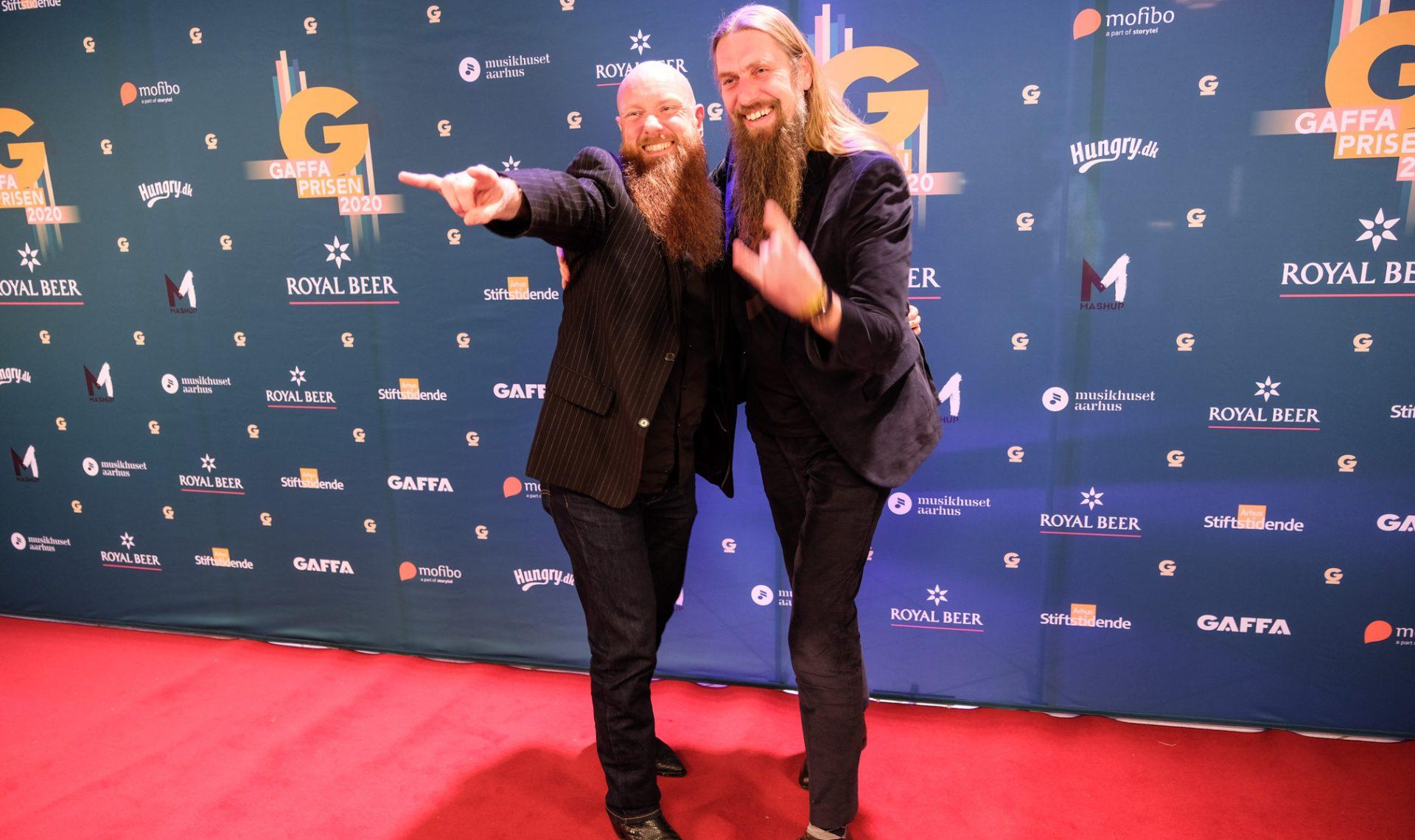 Gaffa-prisen 2020 i Aarhus: Sådan forløb årets musikfest