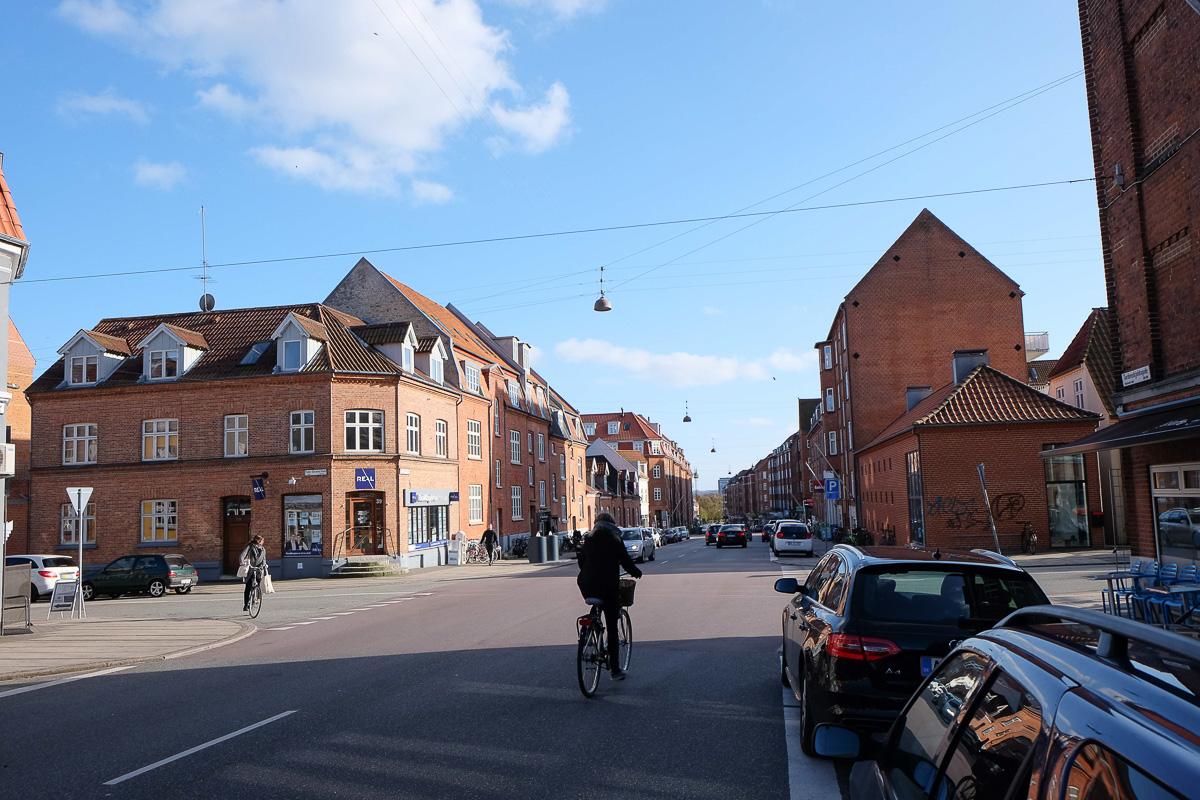 Tordenskjoldsgade på en god dag - Aarhus Update