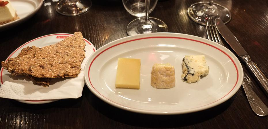 Tre danske oste på MASH i Aarhus