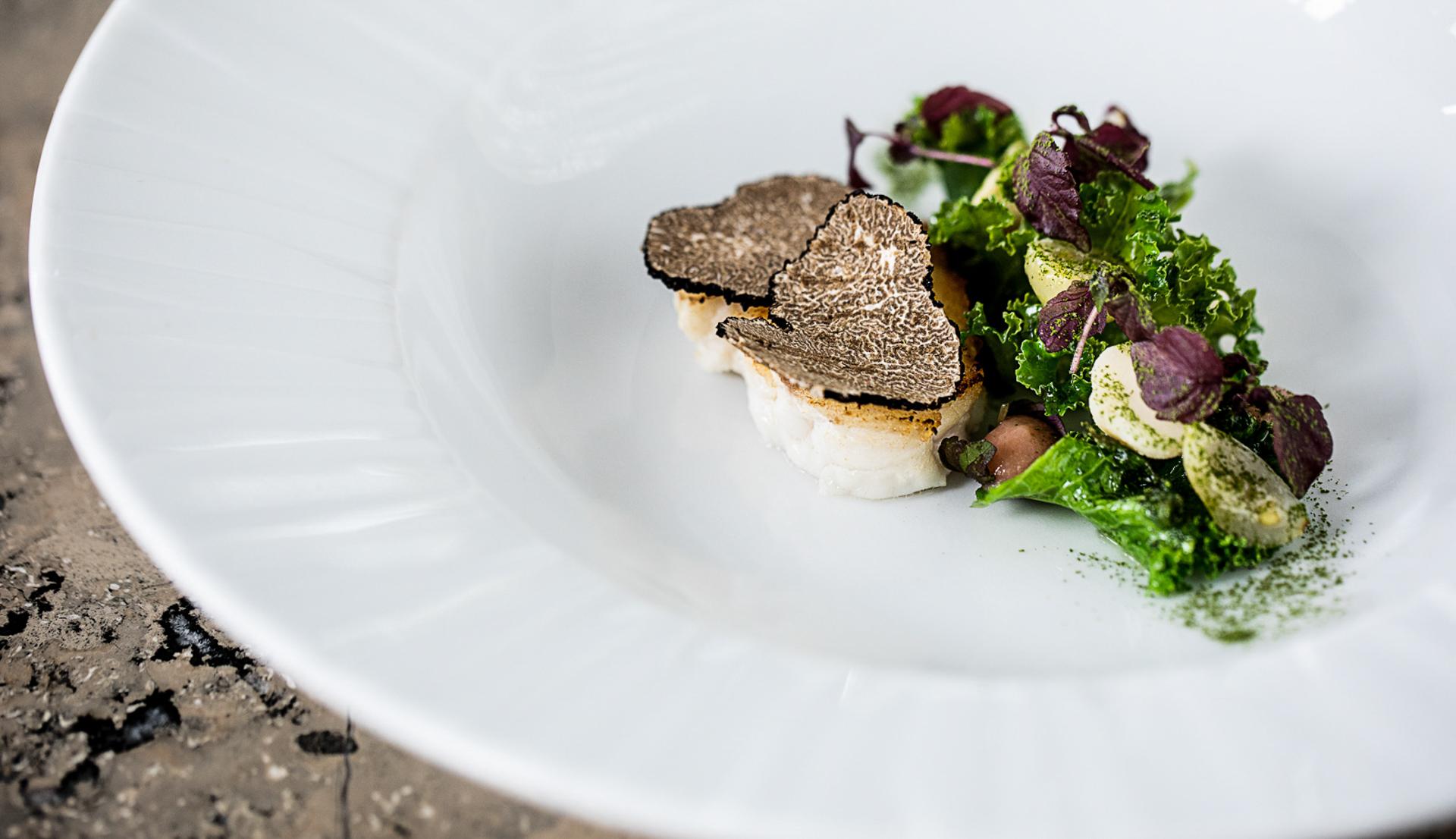 Restaurant Ghrelin og Bichel Vine: Gourmetaften i selskab med gastronomiens sorte og hvide guld