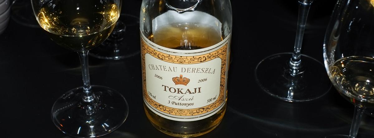 Ungarsk Tokaji fra Chateau Dereszla på Nordisk Spisehus
