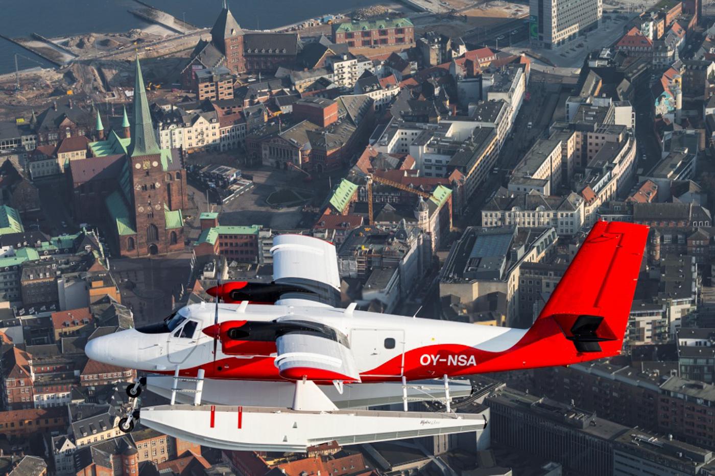 """""""Helt absurd"""": Kontroversiel godkendelse spænder ben for vandflyveren"""