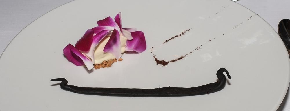 Vanvittig velsmagende dessert på Tree Top i Vejle