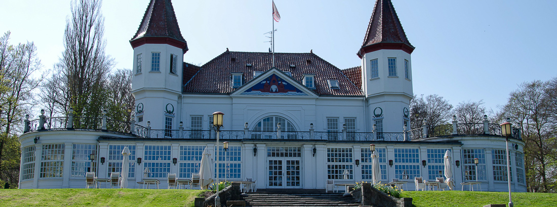 Varna Palæet i Marselisborgskoven
