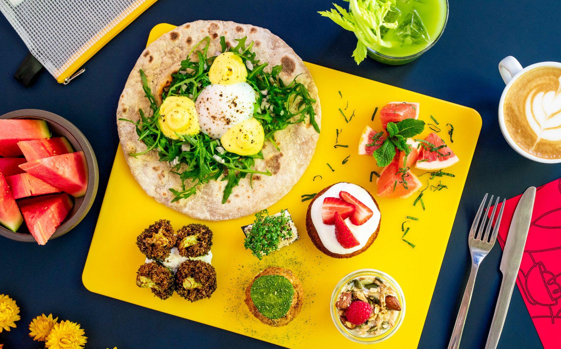 KOLO i Guldsmedgade: Laver ny og spændende vegetarisk brunch