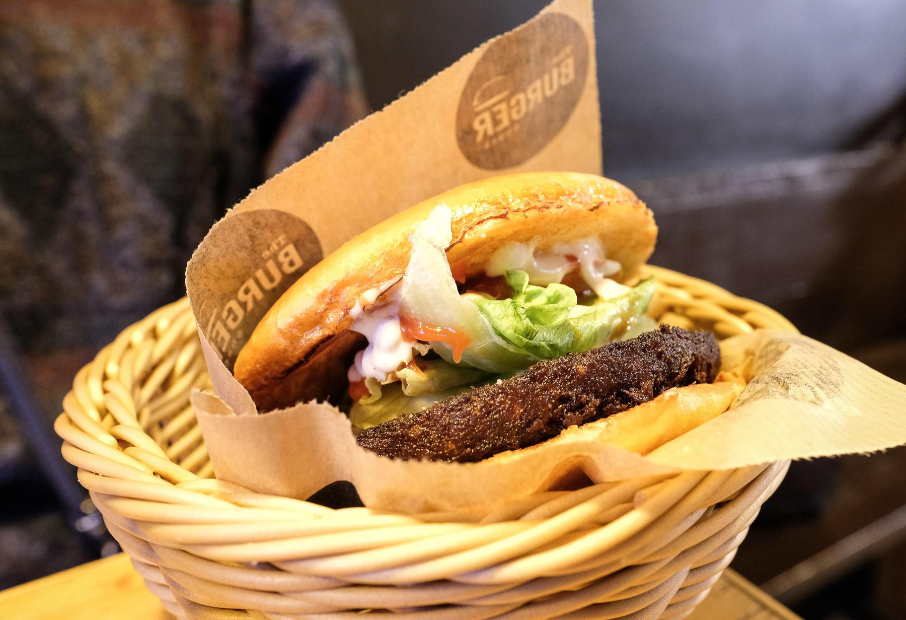 Befriende enkelt: Når en burger i Jægergårdsgade lykkes til fulde