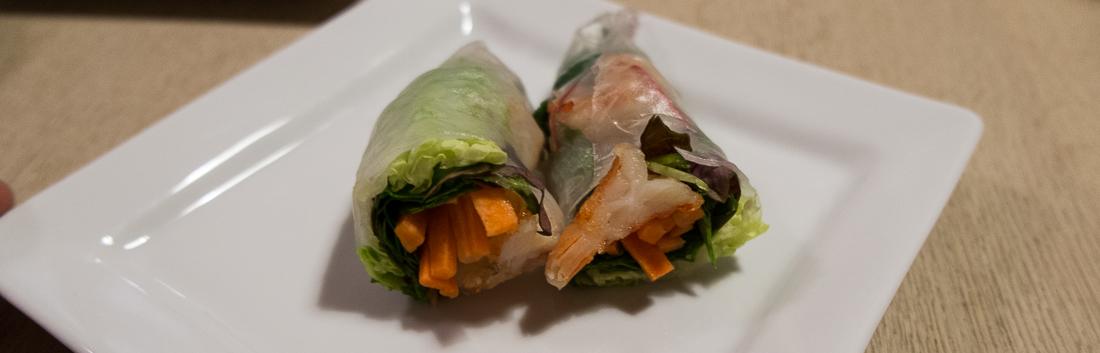 Vietnamesiske ruller (Banh Cuon) til 35 kroner fra Orientalsk Køkken_