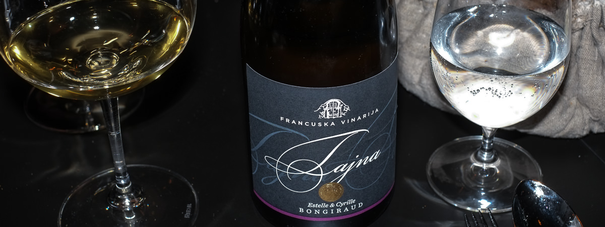 Vin fra Francuska Vinarija i byen Negotin, som ligger i det østlige Serbien på Nordisk Spisehus