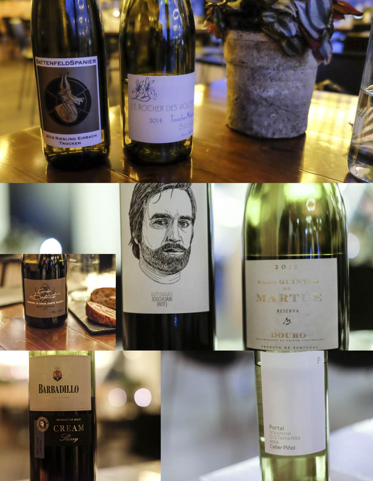 Vin på Remouladen