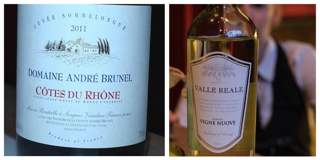 Vin til hummer og hovedret