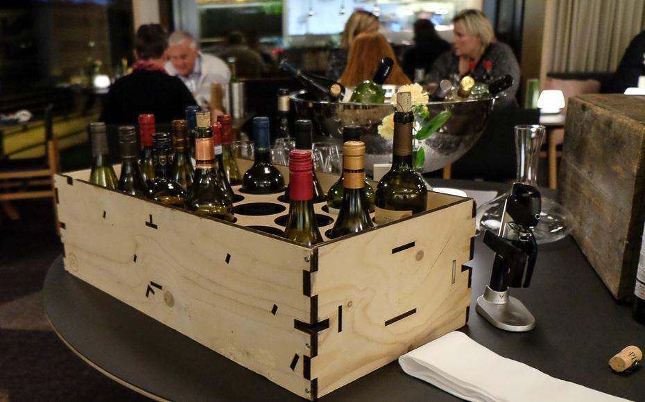 Restaurant V i Værkmestergade - gennemført dansk brasserie