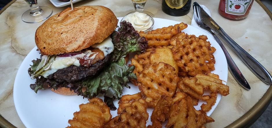 Vores anden Jordenburger på Café Jorden