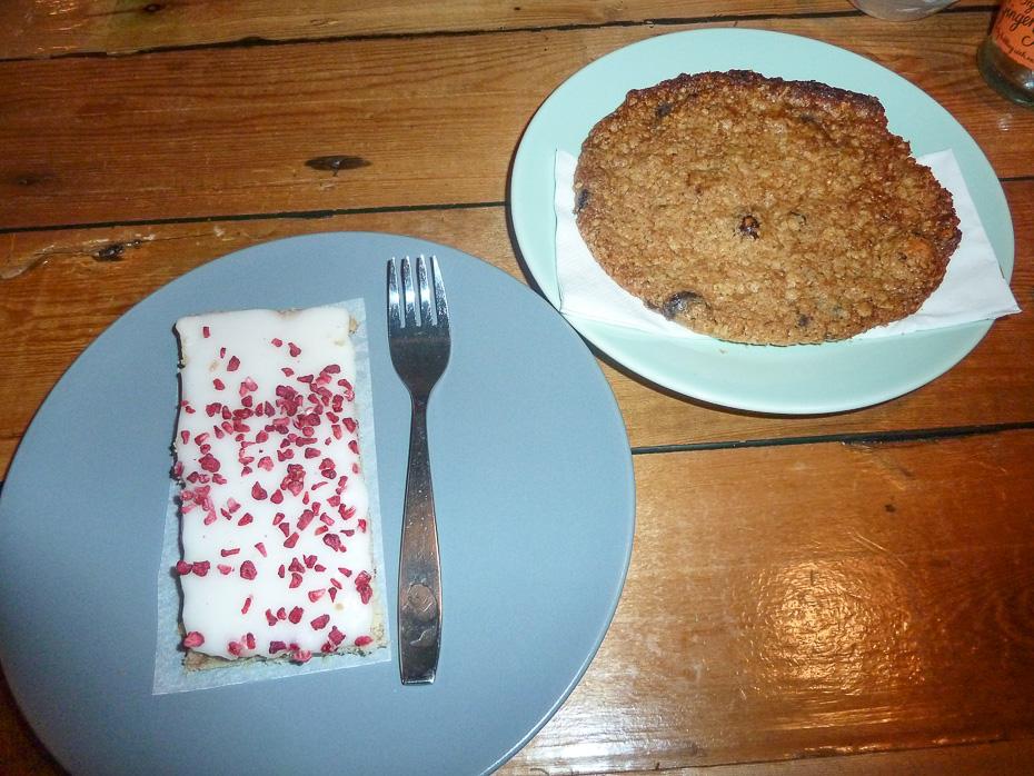 Vores dessert på Mikuna
