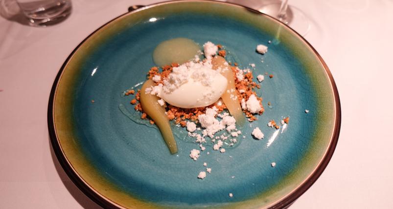 Vores dessert på Veto i Aarhus_