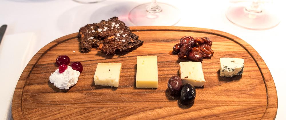 Vores fem oste på Café Casablanca