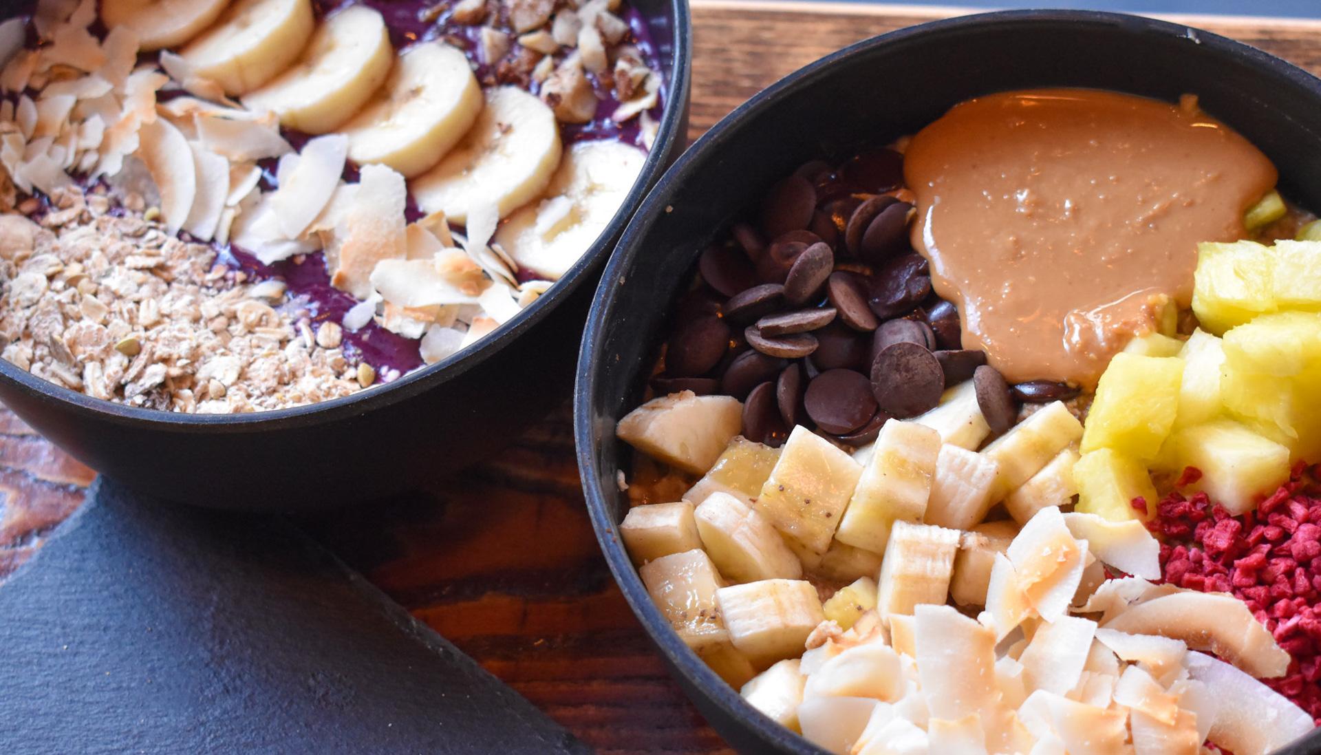 We Feat: Halv pris - dobbelt op på sund morgenmad inkl. kaffe