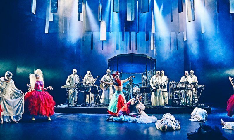 """""""Lazarus"""" Aarhus Teater 2019"""