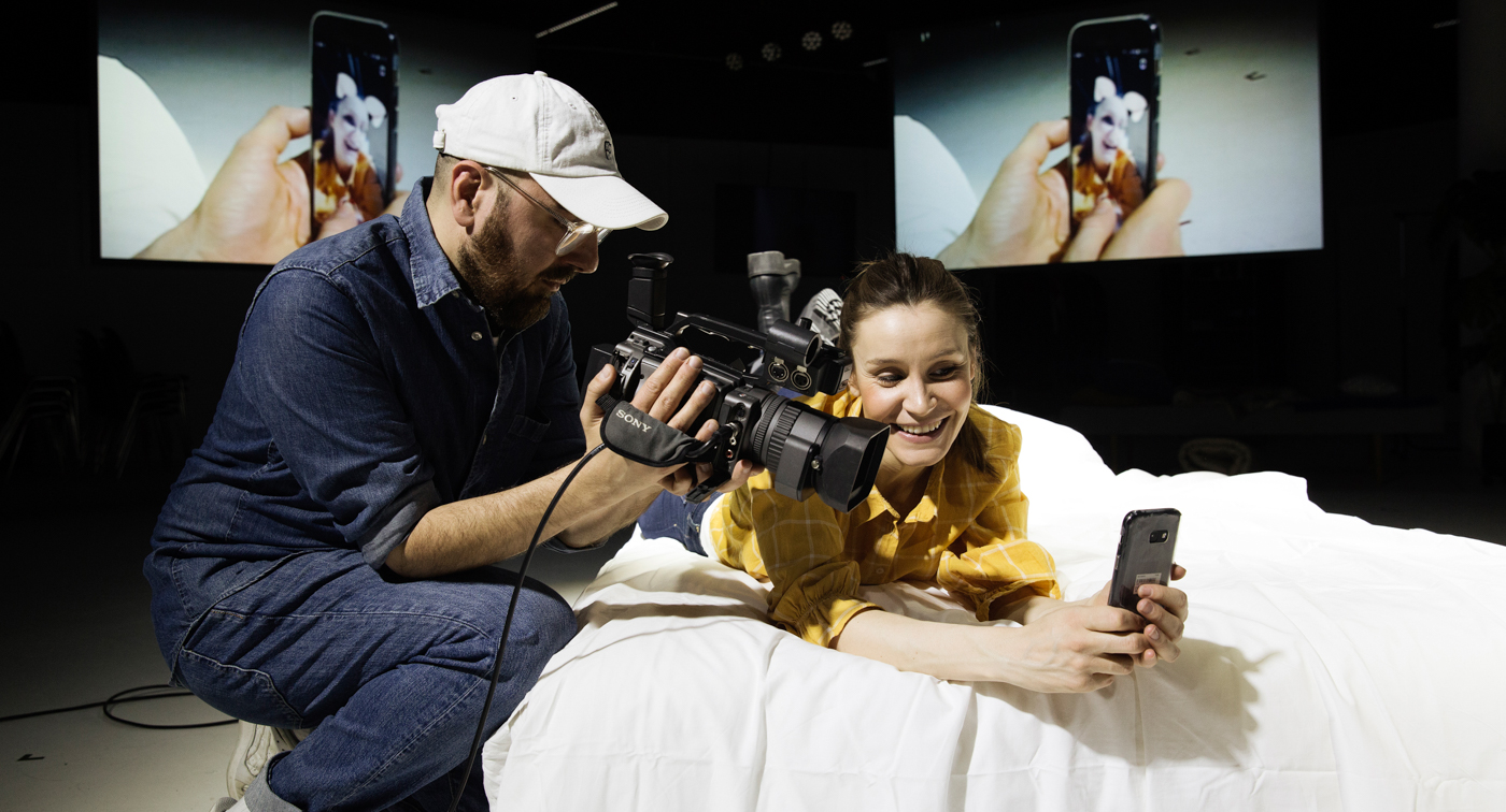 """Aarhus Teater: Vi er til """"Audition"""" og ser bagsiden af medaljen"""