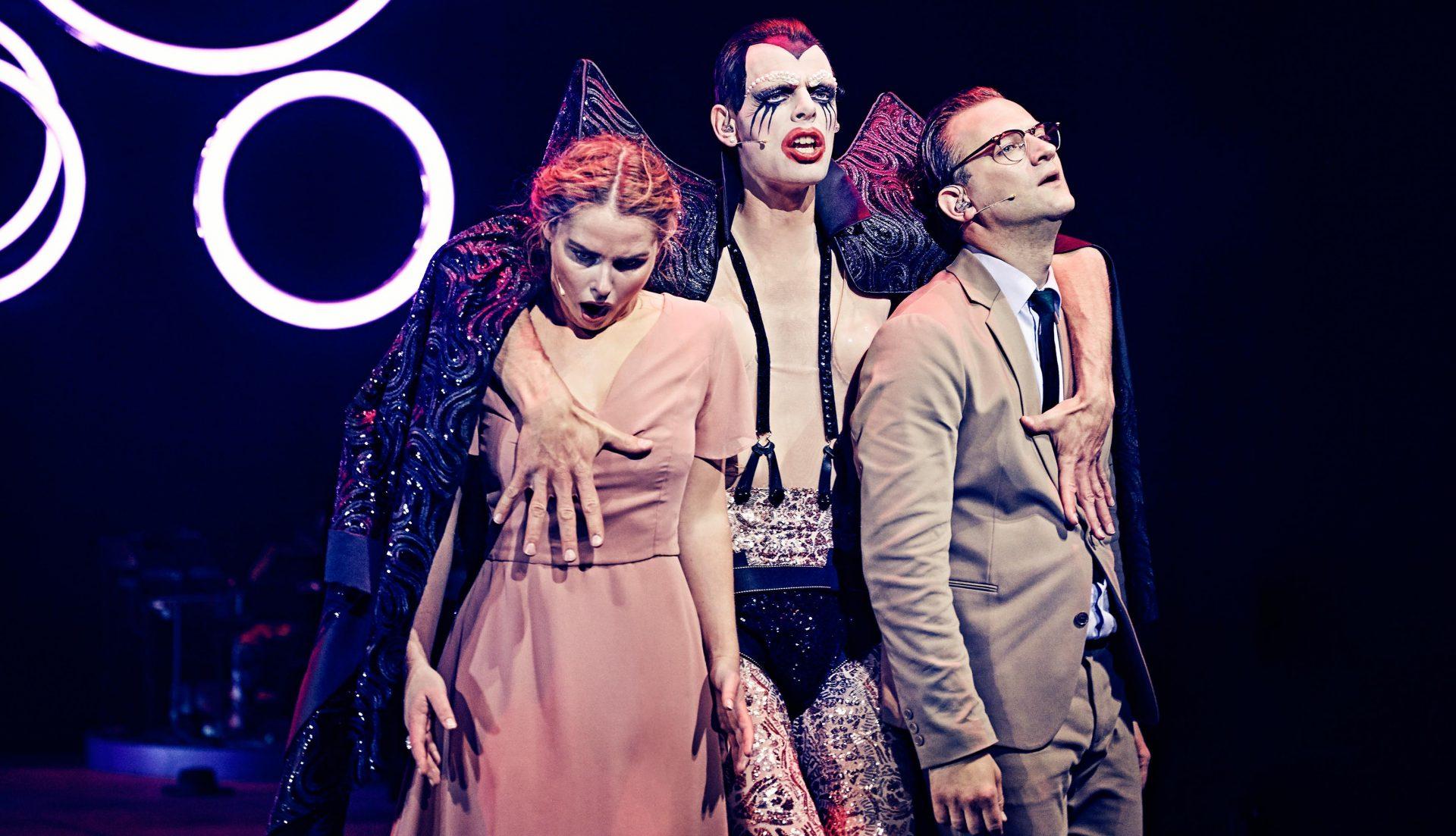 The Rocky Horror Show: Vanvittigt orgie med sex og publikums interageren