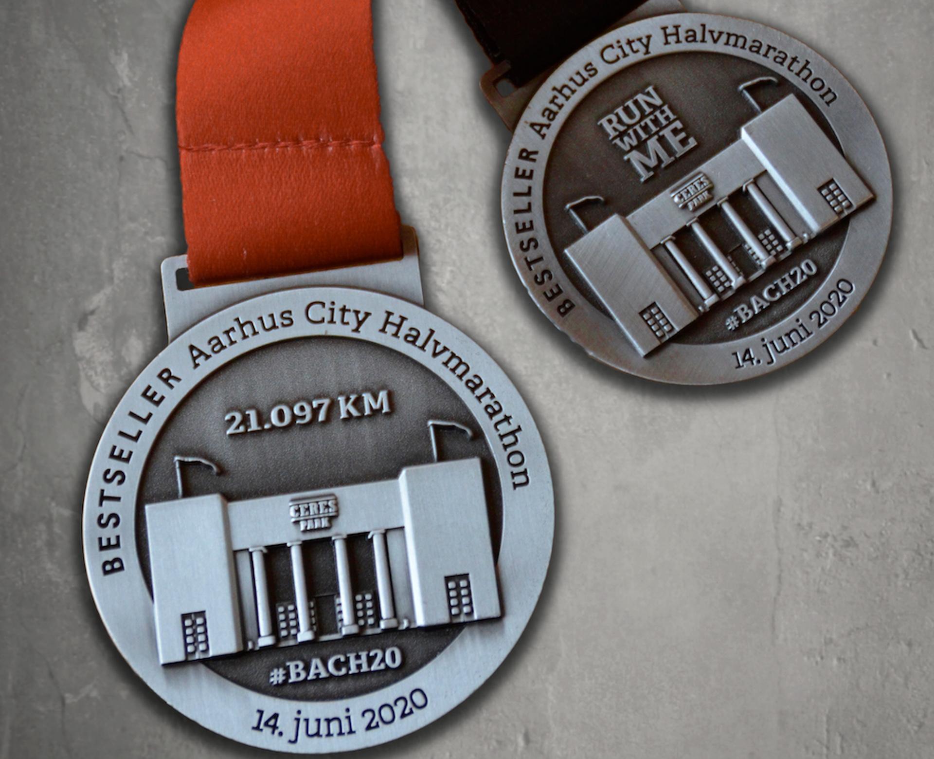 AGF og Ceres Park slår dørene op for halvmarathon